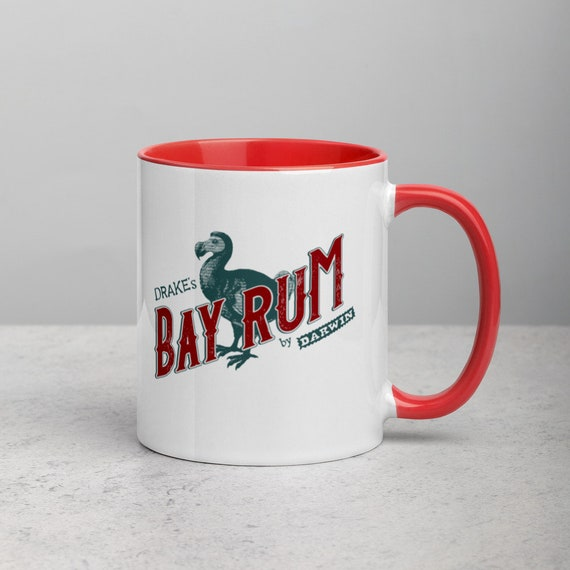 Drake's Bay Rum Coffee Mug - Darwin