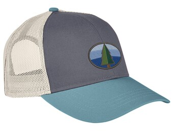 16b9e102f636a4 Pine Tree Patch Hat | Embroidery