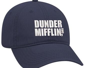 Dunder mifflin hat  0957e429392