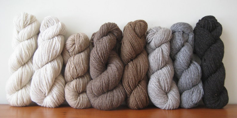 100/% Shetland Yarn DK-weight