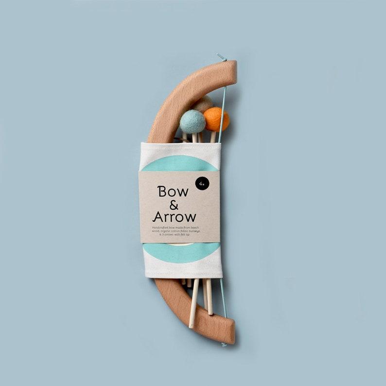 Bow & Arrow Set  Arco y Flecha  bulls eye  tiro al blanco  image 0