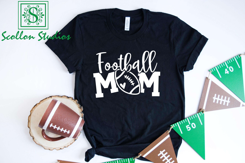 Football Mom Shirt Football T-ShirtFootball shirt Trendy Mom  eed47fefb