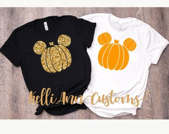 Disney Halloween Shirt Ideas.Mnsshp Etsy