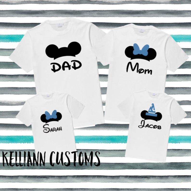 71dd3f14 Disney Family Shirts Matching Disney Shirts Disney Family | Etsy