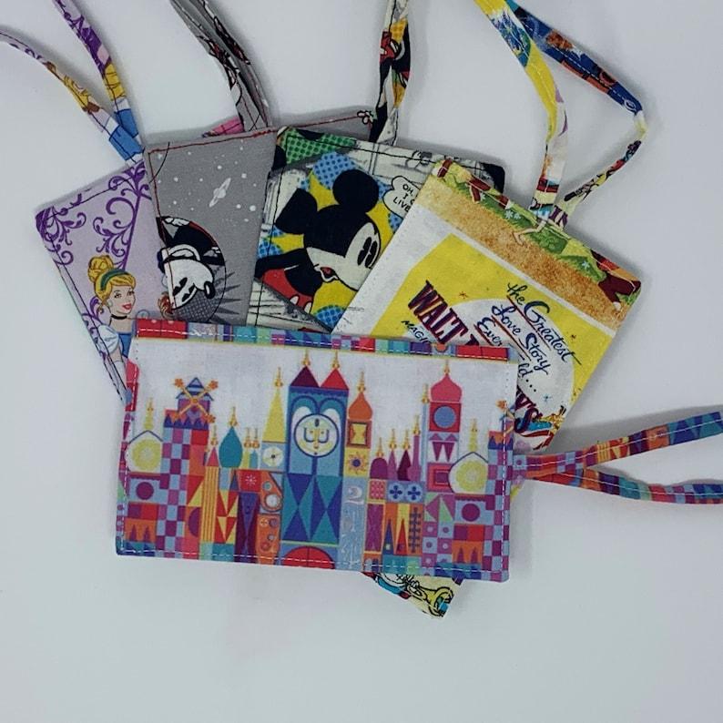 7b43654a98e5 Disney Luggage Tags // Name Tags // Mickey