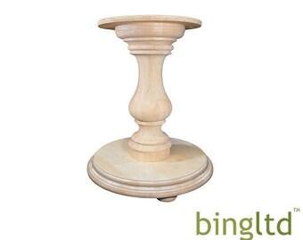 Round Pedestal Table | Etsy