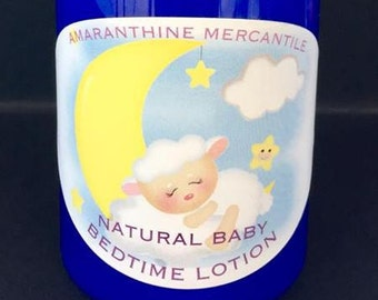 Natural Baby Bedtime Lotion