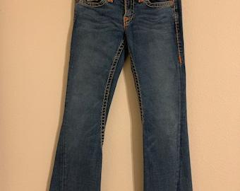 7bb16057c85ed1 True Religion Jeans Women Size 28