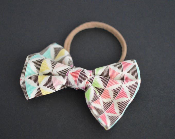 Handmade Dog Bow Tie - Spring and Summer color