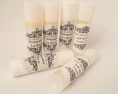 Natural Lip Balm-Peppermint or Coconut