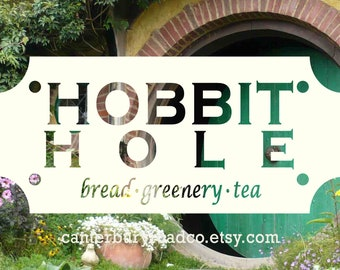 Hobbit Hole | LOTR | Soy Candle | JRR Tolkien | Hobbit Candle | Book Lover Gift | Literary Candle | Bookish Candle | CanterburyRoadCo