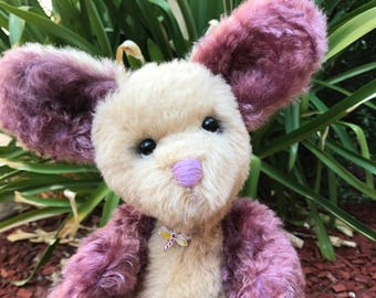 Hand Made Teddy Bear - Mohair Teddy Bear