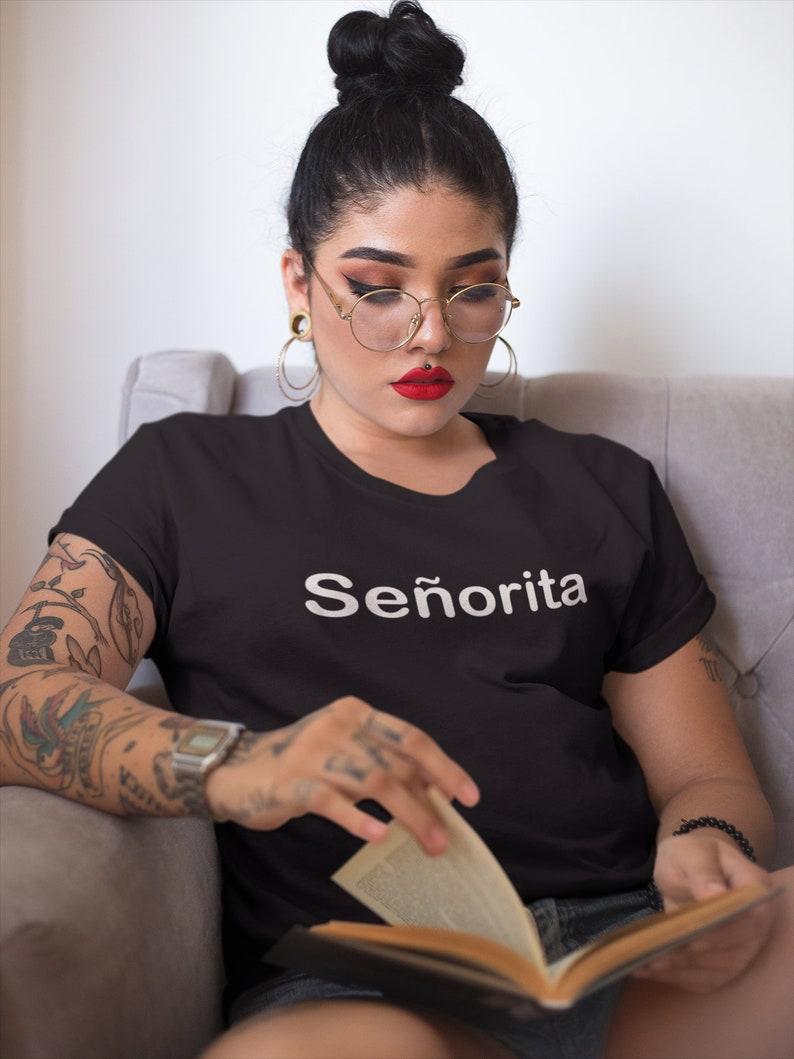 Señorita shirt, cinco de mayo shirt, Trendy Plus Size Clothing, Feminism  Shirt, Senorita T Shirt, Feminist Shirt,