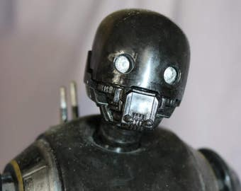 K-2SO large Imperial Droid figure from Rogue One model