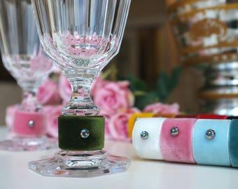 Wine Gift, Wine Lover Gift, Wine Lover, Wine Accessory, Wine Charm, Wine Decor, Bar Decor, Wine Glass Favor, Glass Favor, Unique Wine Gifts