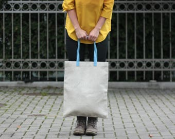 Natural Linen Bag, Reusable Bag, Linen Eco Bag, Large Tote Bag, Big Linen Bag, Linen Tote Bag, Linen Shoulder Bag, Canvas Tote Bag, Tote Bag