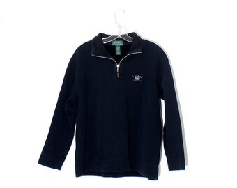 b64dbd0f6 Vintage 90s RALPH LAUREN sweater   preppy ralph lauren POLO