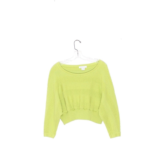 beautiful KNIT SWEATER crop top cropped sweater re