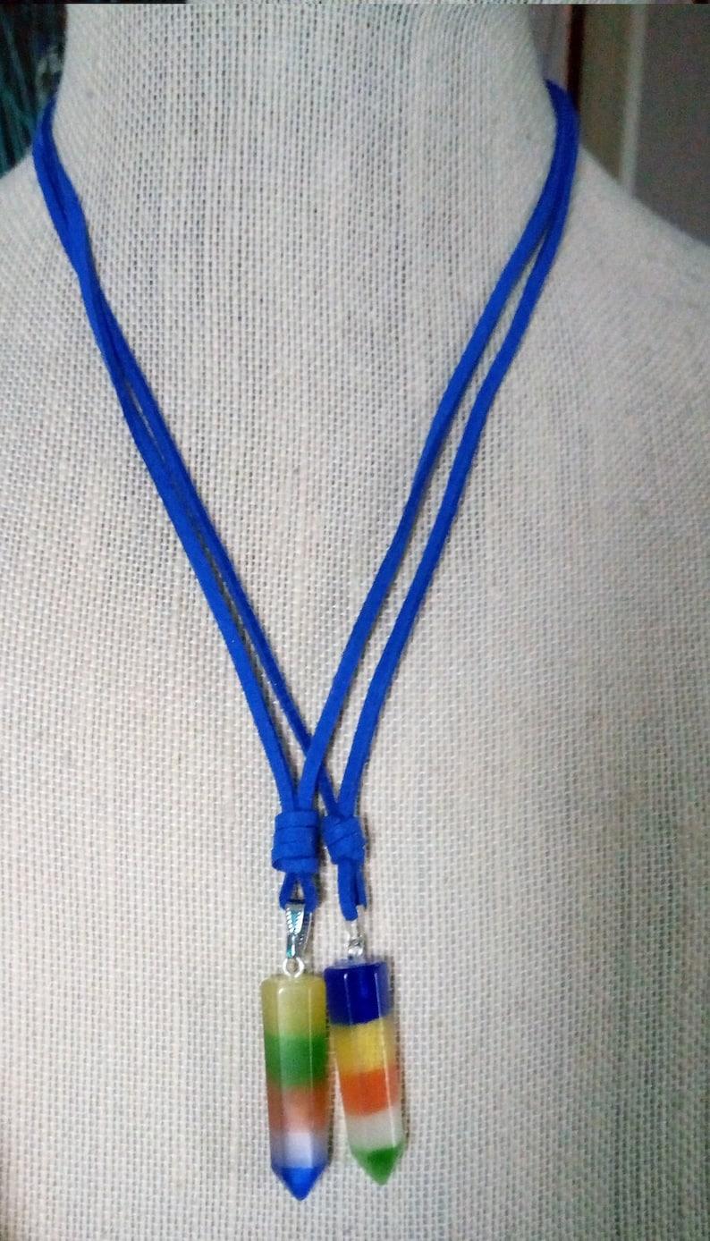 Crystal Pendant Crystal Pendulum Crystal Choker Crystal Necklace Crystal Pendant Necklace Crystal Point Necklace cat/'s eye necklace