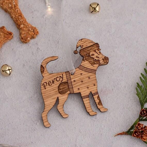Personnalisé Chat Babiole-Paw Print dans nos coeurs Nom Cadeau de Noël Présent