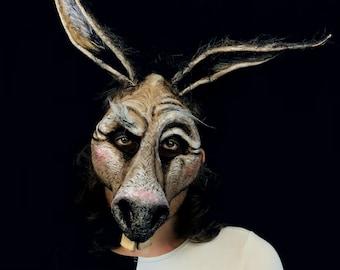 Bottom Donkey Mask- MADE TO ORDER