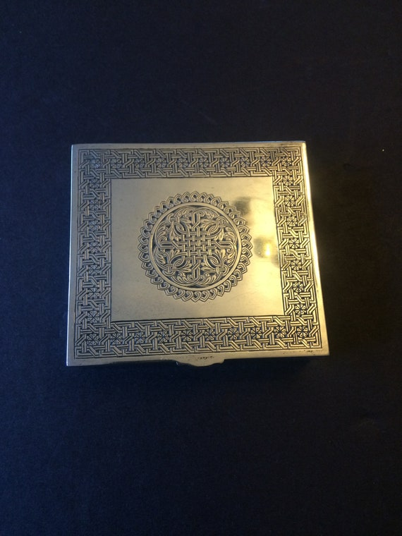 Antique Persian & Turkish Islamic  Silver Marked … - image 10