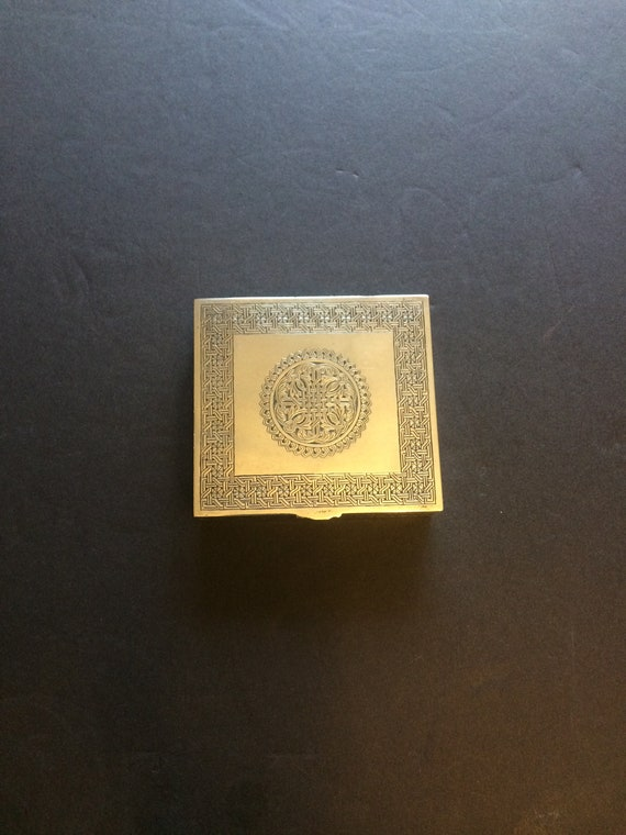 Antique Persian & Turkish Islamic  Silver Marked S