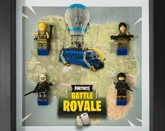 Lego Fortnite Etsy