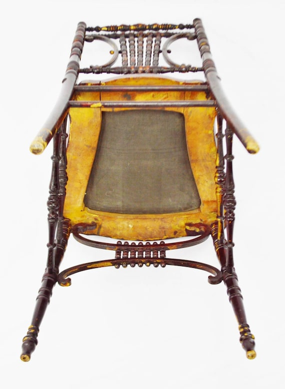 Tremendous Antique Heywood Brothers Wakefield Company Victorian Side Chair Ncnpc Chair Design For Home Ncnpcorg