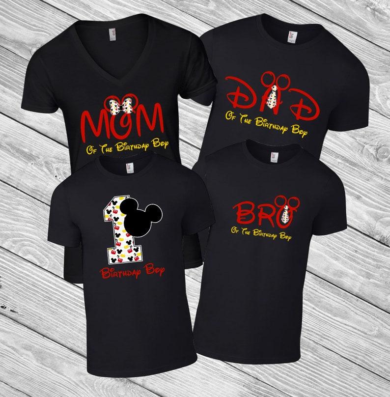 Disney Mickey And Minnie Birthday Girl Shirt Mouse Personalized Disneyland Cruise Vacation Shirts