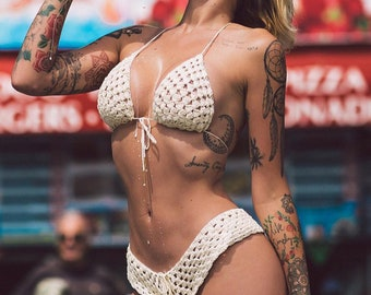 Boho Style Bikini Bra