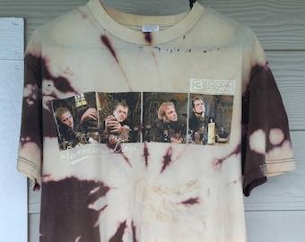3 Doors Down - Hand Bleached // Hand Thrashed // Custom Made // Tour Tee // Band Tee