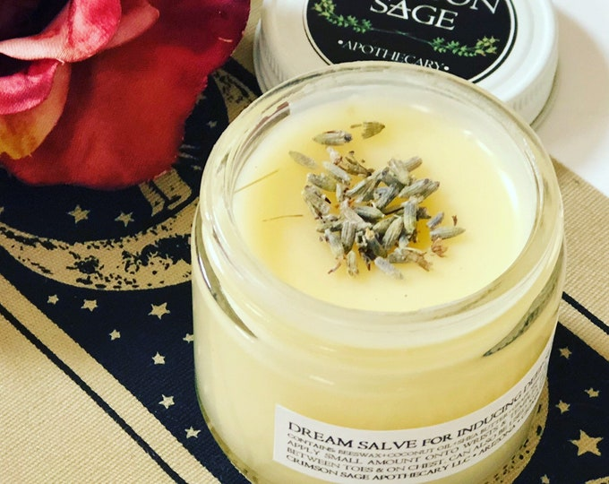Featured listing image: BEST SELLER Dream Salve for Aiding in Deep Sleep
