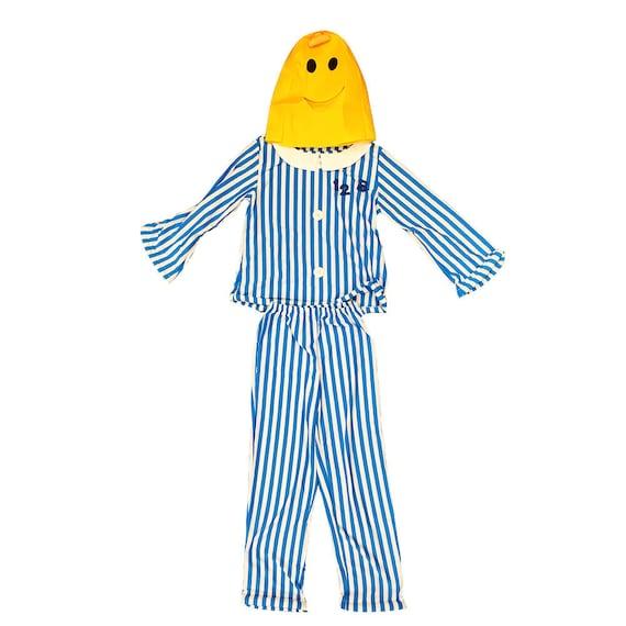 sc 1 st  Etsy & Bananas In Pajamas Costume B1 B2 Striped Pyjamas Top Bottoms