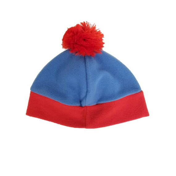 Stan Marsh Hat South Park Costume Cosplay TV Show Beanie Cap  32f885af435