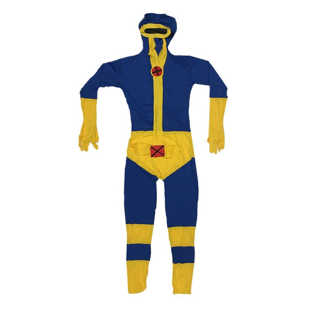 cyclops costume cosplay spandex x-men comic book version movie | etsy