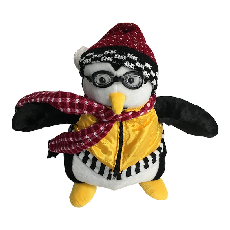 Huggsy Penguin Doll Friends TV Show Joey Tribbiani Hugsy Plush Toy Full  Size Stuffed Animal Brand New Bedtime Penguin Pal Gift High Quality