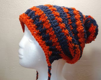 Denver Broncos inspired Slouchy hat
