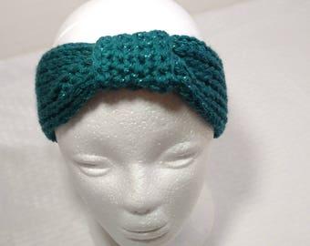 Earwarmer headband