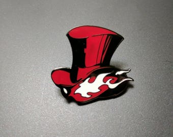 Persona 5 Phantom Thieves of Hearts Enamel Pin 5816938daf1