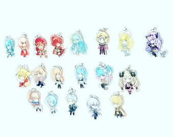 Fire Emblem Fates Acrylic Charms