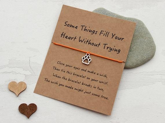 Dog Wish Bracelet