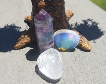 Super Cool Fluorite Set