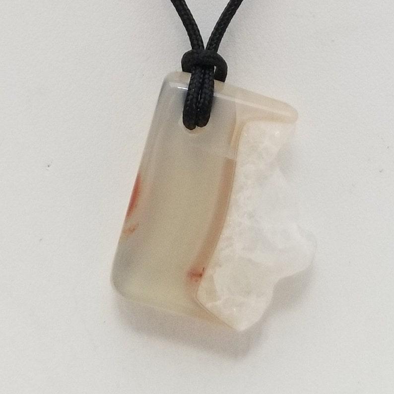 Agate Geode Pendant Necklace Pendantlady,pq Plupq Free Shipping Agate Pendant Agate Geode Necklace 18523