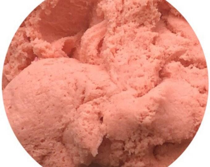 pink velvet cloud dough
