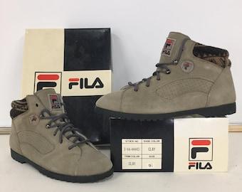 90s fila boots | Etsy