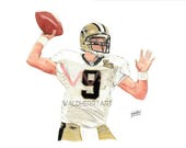 Drew Brees-QB New Orleans...