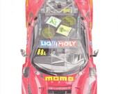 Ferrari 488 GT3 - 12h Bar...