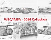 WEC/IMSA-2016 collection ...