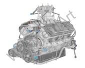 Ford FR9-NASCAR Motor-Pri...